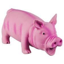 בובת חזיר - PIG TOY DOG