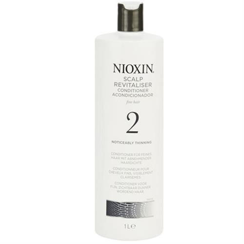 Nioxin System 2 Scalp Revitaliser Conditioner 1000 ml מרכך