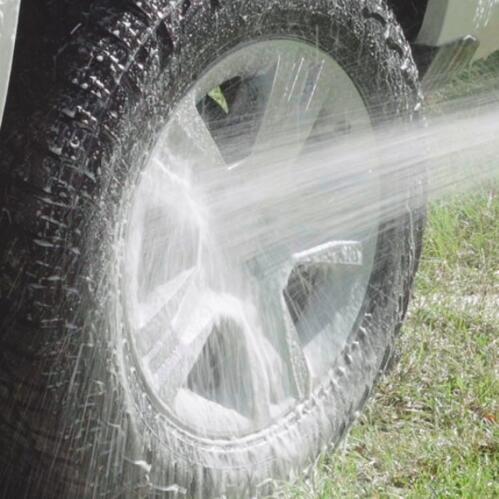 כלי הקצפה אוניברסלי כולל לחץ מים