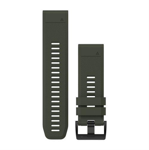 רצועה ירוק זית מקורית לשעון Garmin Fenix 5X QuickFit 26 Watch Bands