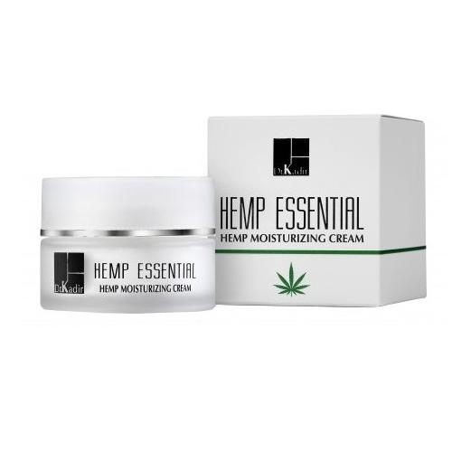 קרם לחות המפ - Dr. Kadir Hemp Moisturizing Cream