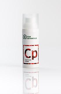 קרם קפסיקום - Capsicum Cream