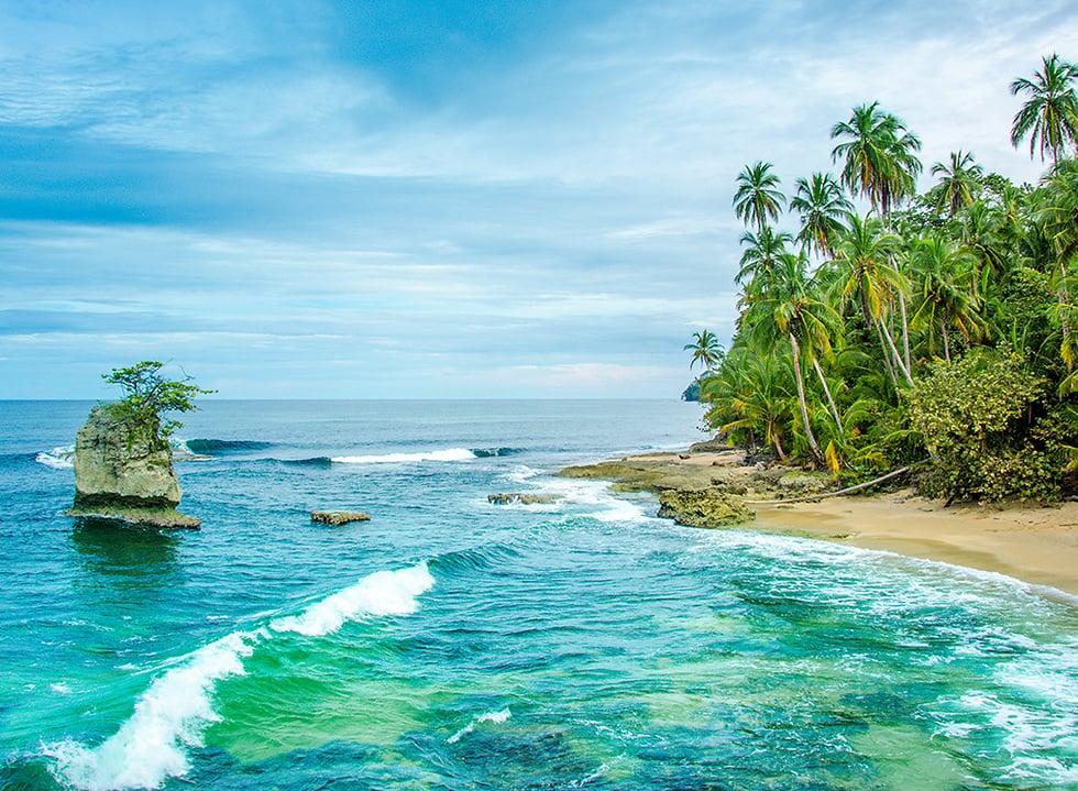 קוסטה ריקה - ג'ונגלים והרי הגעש