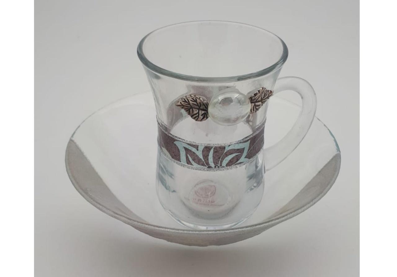 מים אחרונים זכוכית מעוצבת