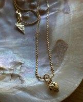 שרשרת לוסי חבל זהב