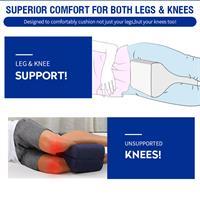 כרית אורטופדית לכאבי ברכיים וגב - מומלץ!