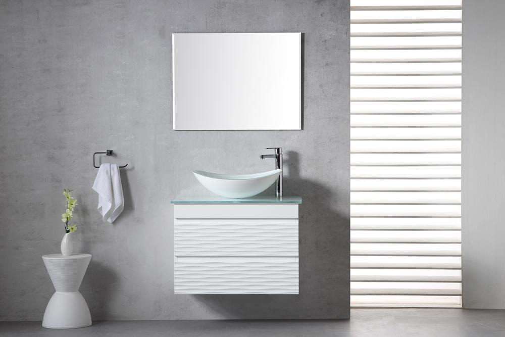 ארון אמבטיה תלוי מיני דגם רגינה וויב REGINA WAVE