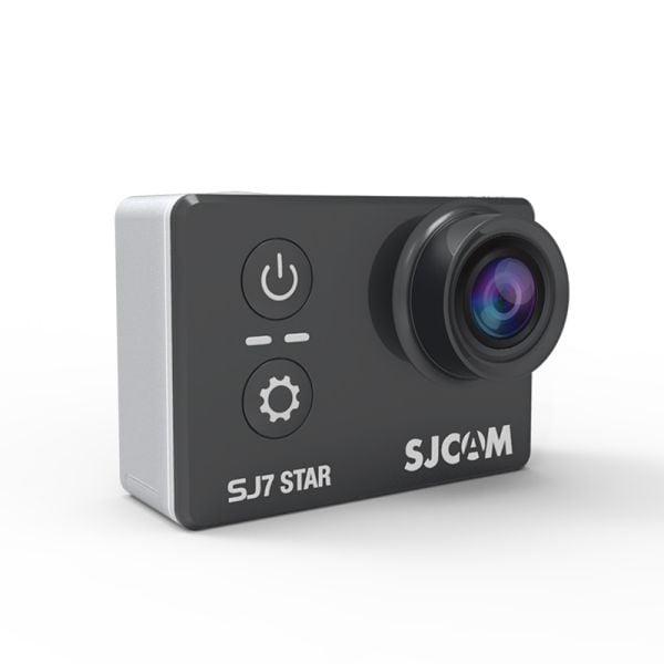 מצלמה SJCAM SJ7 Star עם כרטיס זיכרון ומוט