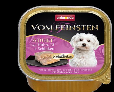 מעדן לכלב אנימונדה 150 גרם