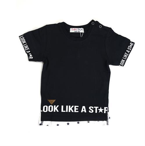 חולצת טריקו LOOK LIKE A STAR