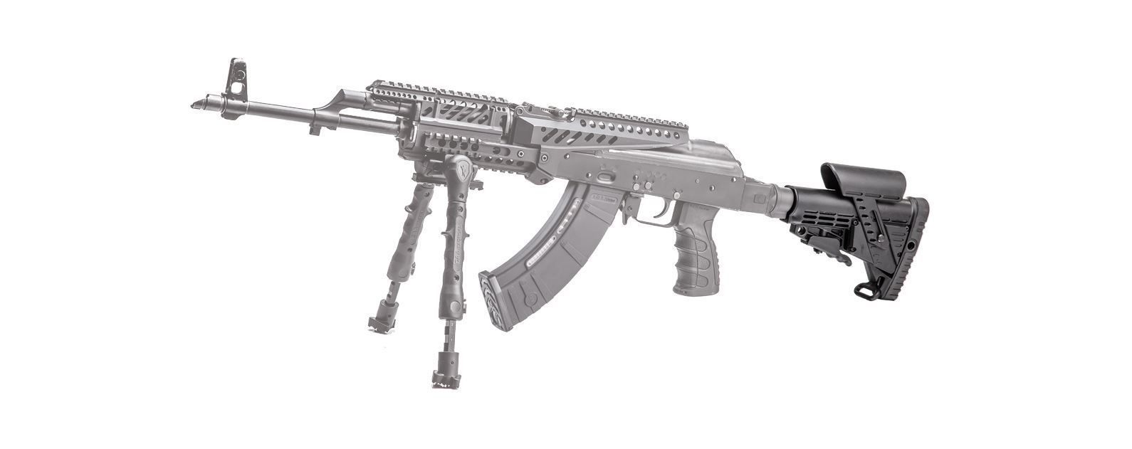 CBSCP-Integrated Stock and Adjustable Cheek Rest