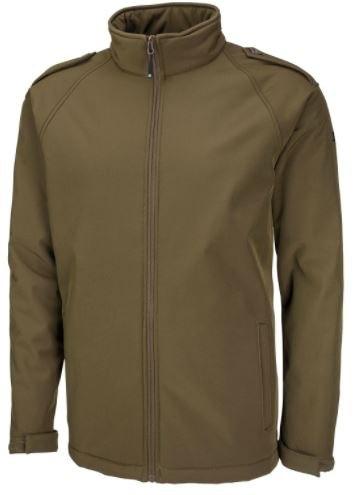 מעיל סופטשל GORDON MILITARY בצבע זית