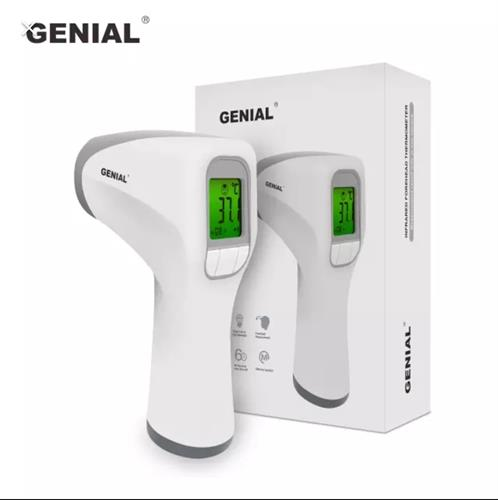 אקדח מד-חום ללא מגע אינפרא אדום GENIAL דגם T80