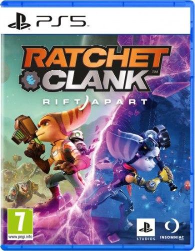 משחק Ratchet & Clank Rift Apart ל- PS5