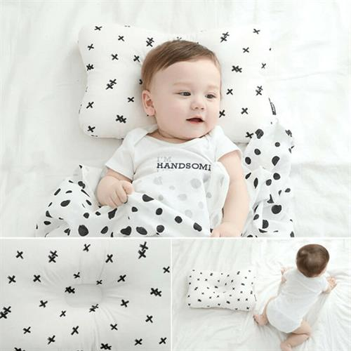 כרית Newborn- כרית אורגנומית ייעודית לתינוקות