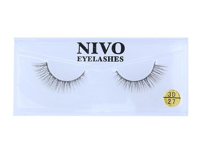 NIVO - ריסים 3D שלמים - מספר 27