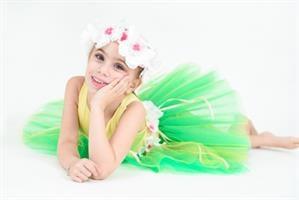 תחפושת רקדנית הוואי