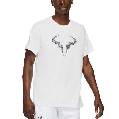 גברים   NIKE RAFA TENNIS T-SHIRT WHITE