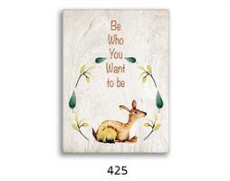 תמונת השראה מעוצבת לתינוקות, לסלון, חדר שינה, מטבח, ילדים - תמונת השראה דגם 425