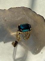 טבעת מישל חדשה זהב