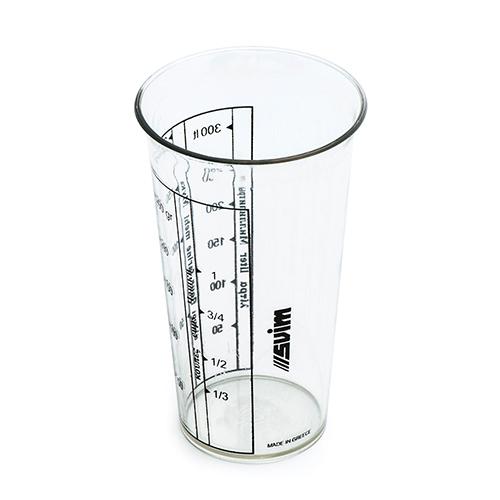 כד מידה אקרילי 0.3 ליטר