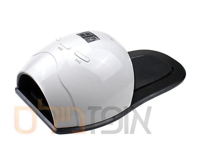 מנורה משולבת רגליים וידיים 48 ואט RAINBOW 4 UV/LED