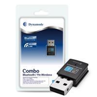 כרטיס רשת אלחוטי ומתאם BT למחשב Dynamode