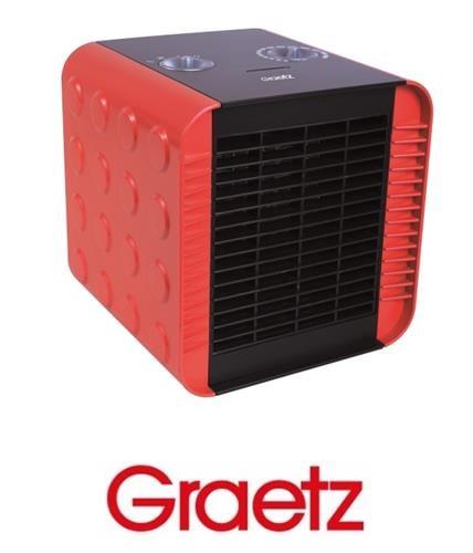 Graetz מפזר חום קרמי דגם GR916