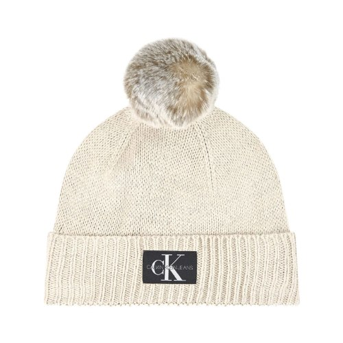 כובע גרב CK בנות שילוב נצנץ