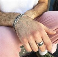 טבעת טרי כסף
