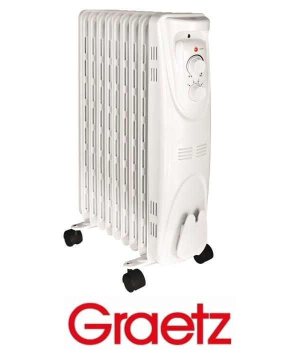 Graetz רדיאטור 11 צלעות דגם GR7211