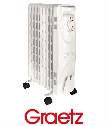 Graetz רדיאטור 11 צלעות דגם GR-7211