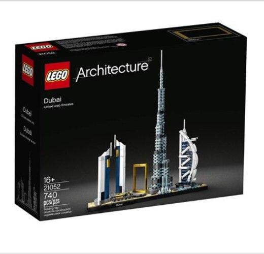 לגו Architecture 21052