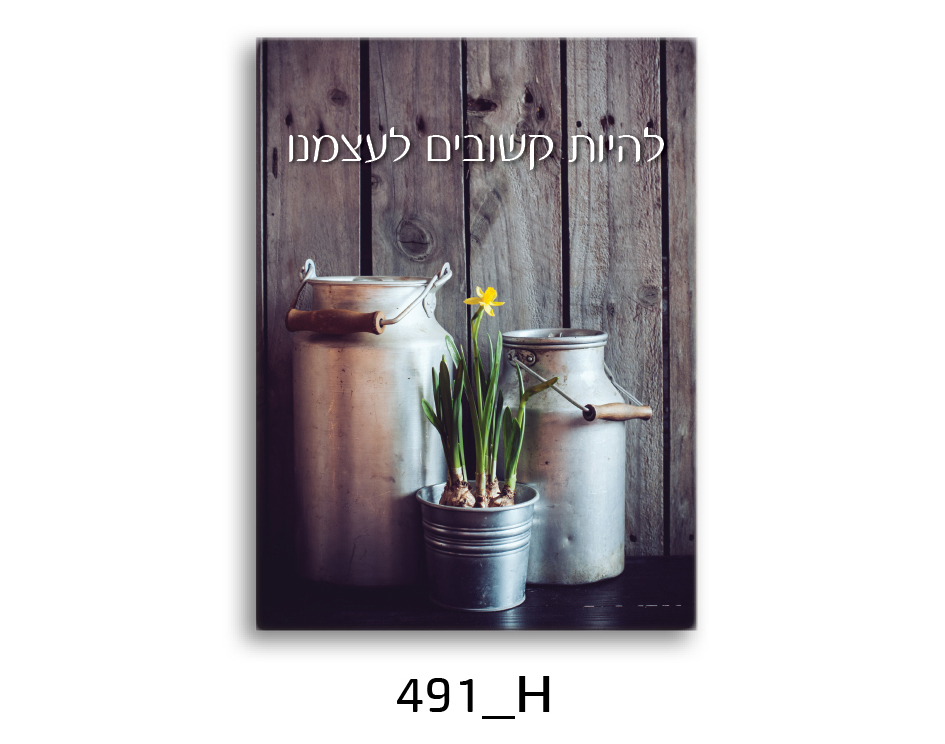 תמונת השראה מעוצבת לתינוקות, לסלון, חדר שינה, מטבח, ילדים - תמונת השראה דגם 491H