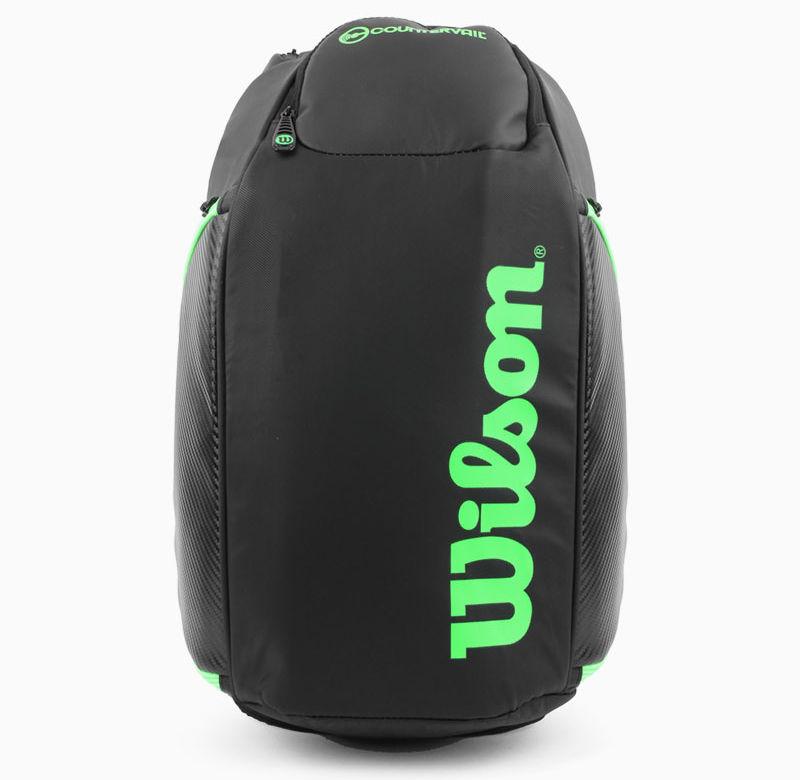 תיק גב   Wilson Vancouver BackPack ירוק/שחור