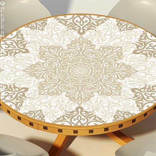 מפת שולחן פיויסי דקורטיבית- מנדלה אופוויט