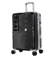 """מזוודה יוקרתית גדולה 28"""" של המותג האוסטרלי Courier - צבע שחור"""