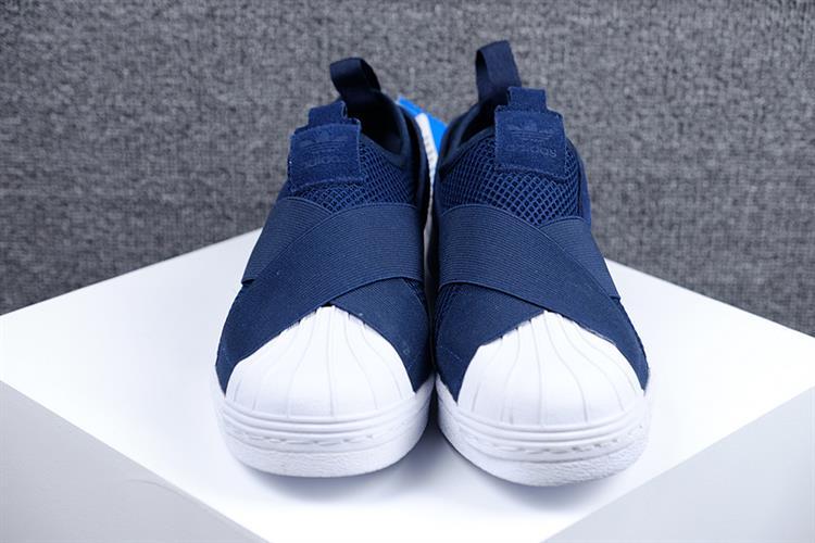 נעלי Adidas SUPERSTAR SLIP ON מהדורת חורף מידות 36-44