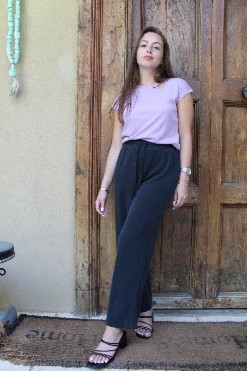 מכנסי ביל שחורים