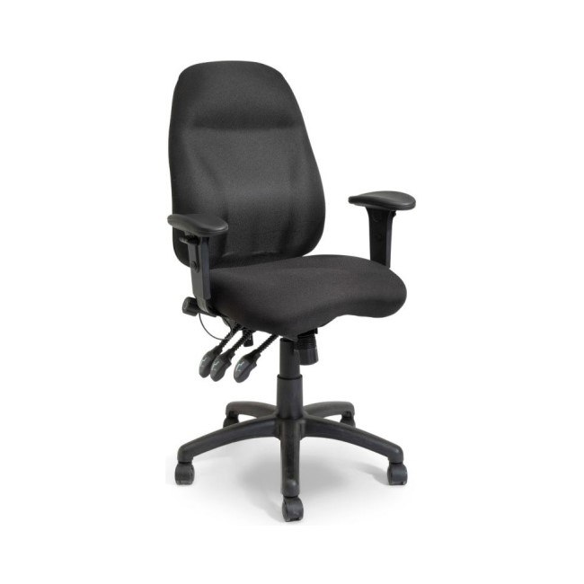 "כסא מחשב ד""ר גב Delta"
