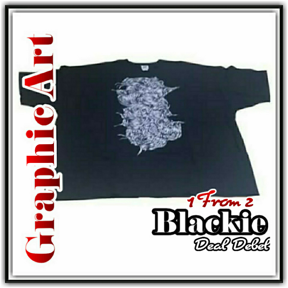 Black - T shirt Deal Debel