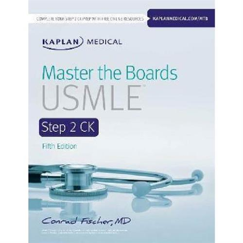 Master the Boards USMLE Step 2 CK 5th Edition