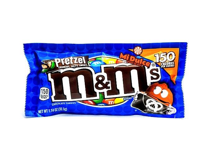 M&M's במילוי פרעצל!