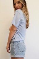 חולצת סול כחולה