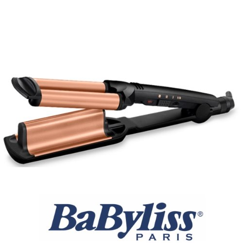 BaByliss טוסטר לשיער ליצירת גלים עמוקיםדגם BAW2447E