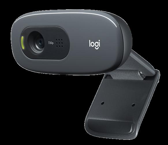 מצלמת Logi אינטרנט לשיחות וידאו Logitech חיבור USB דגם C270i משלוח מהיר חינם 24 שעות!