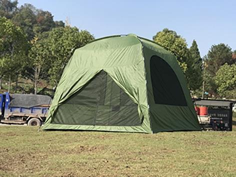 אוהל עמידה ל-8 אנשים