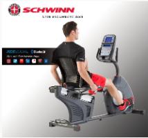SCHWINN 570R אופני משענת