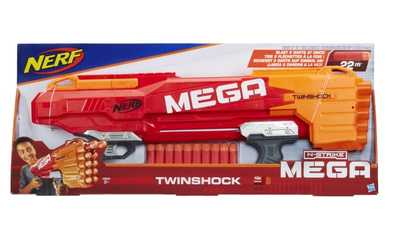 Nerf - MEGA TWINSHOCK