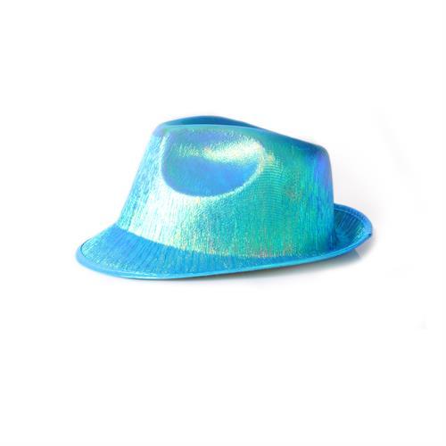 כובע יוני נוצץ קשיח